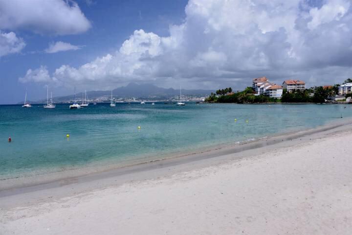 plage trois-îlets