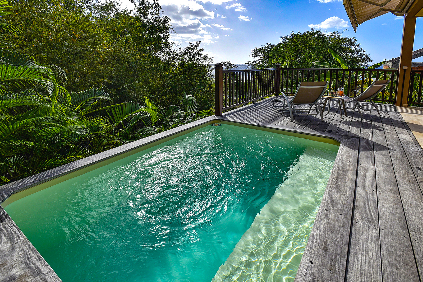 Tribord & Babord - Locations piscine  Babord anse arlet martinique