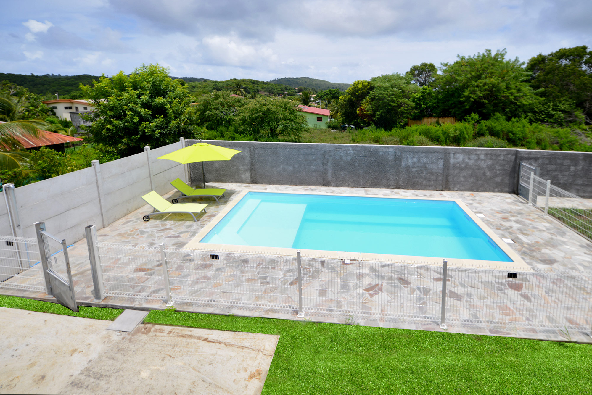 Carib Palma Cote Jardin Location De Vacances Martinique