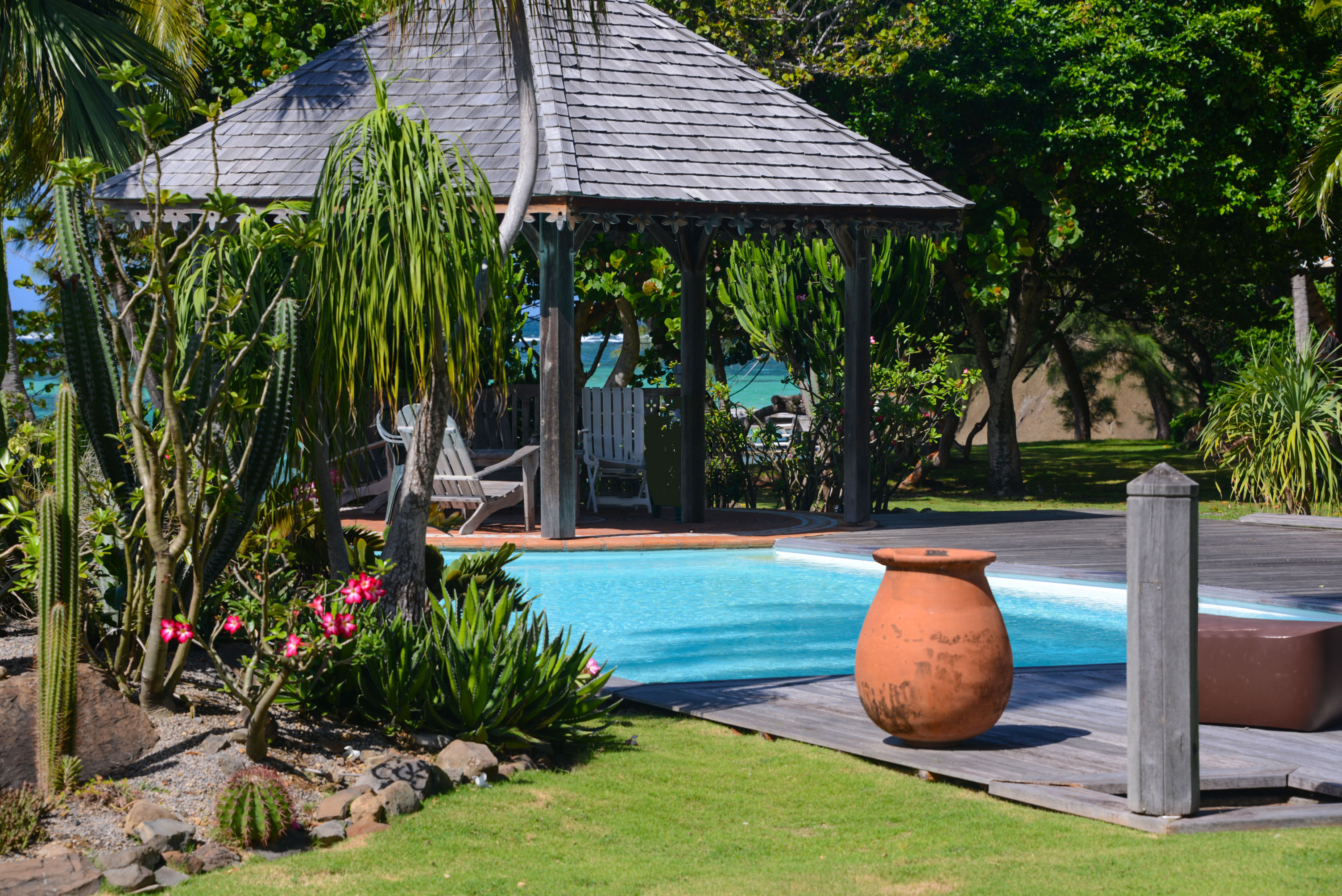 Villa d'exception en martinique