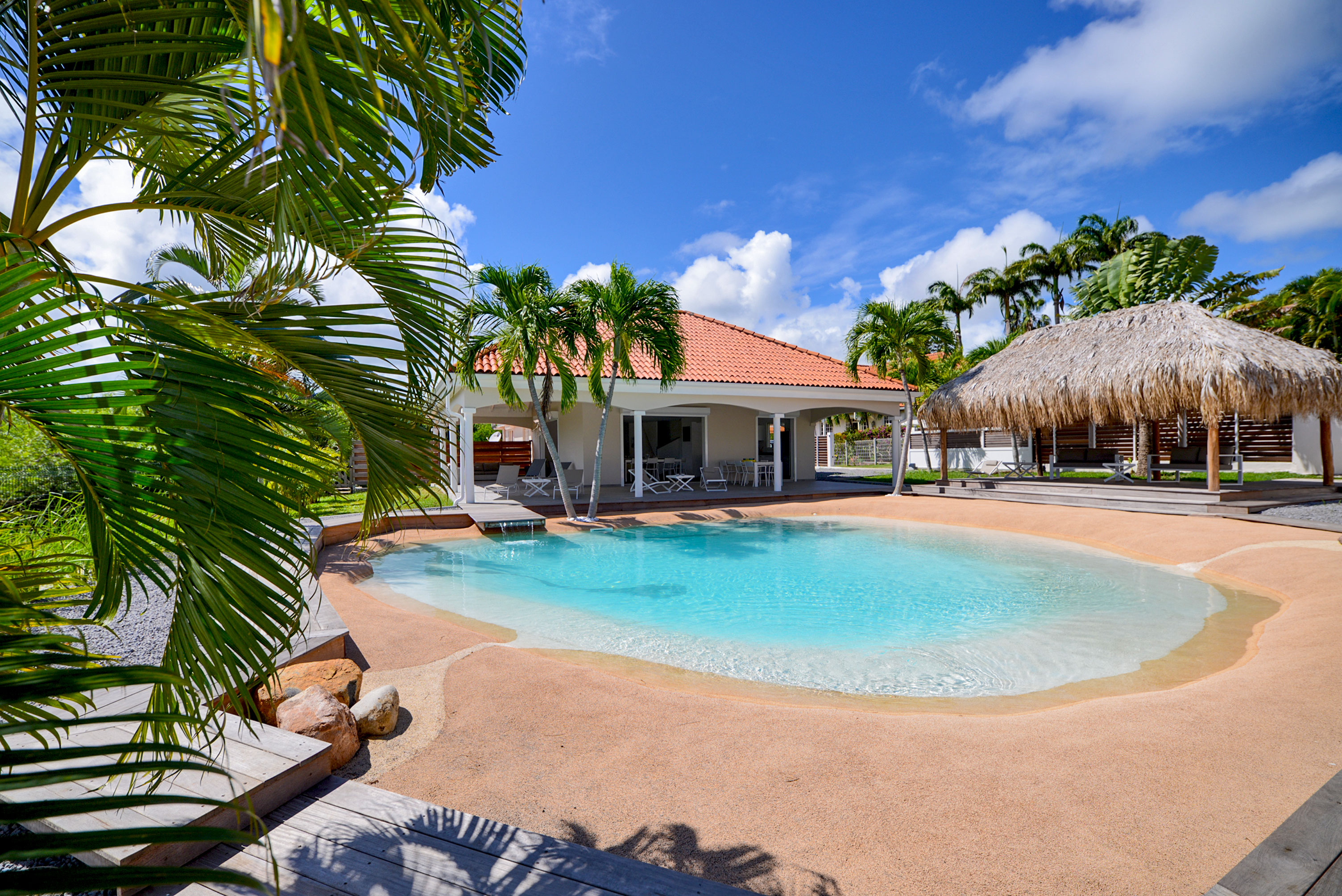 Villa de luxe martinique le Lagon