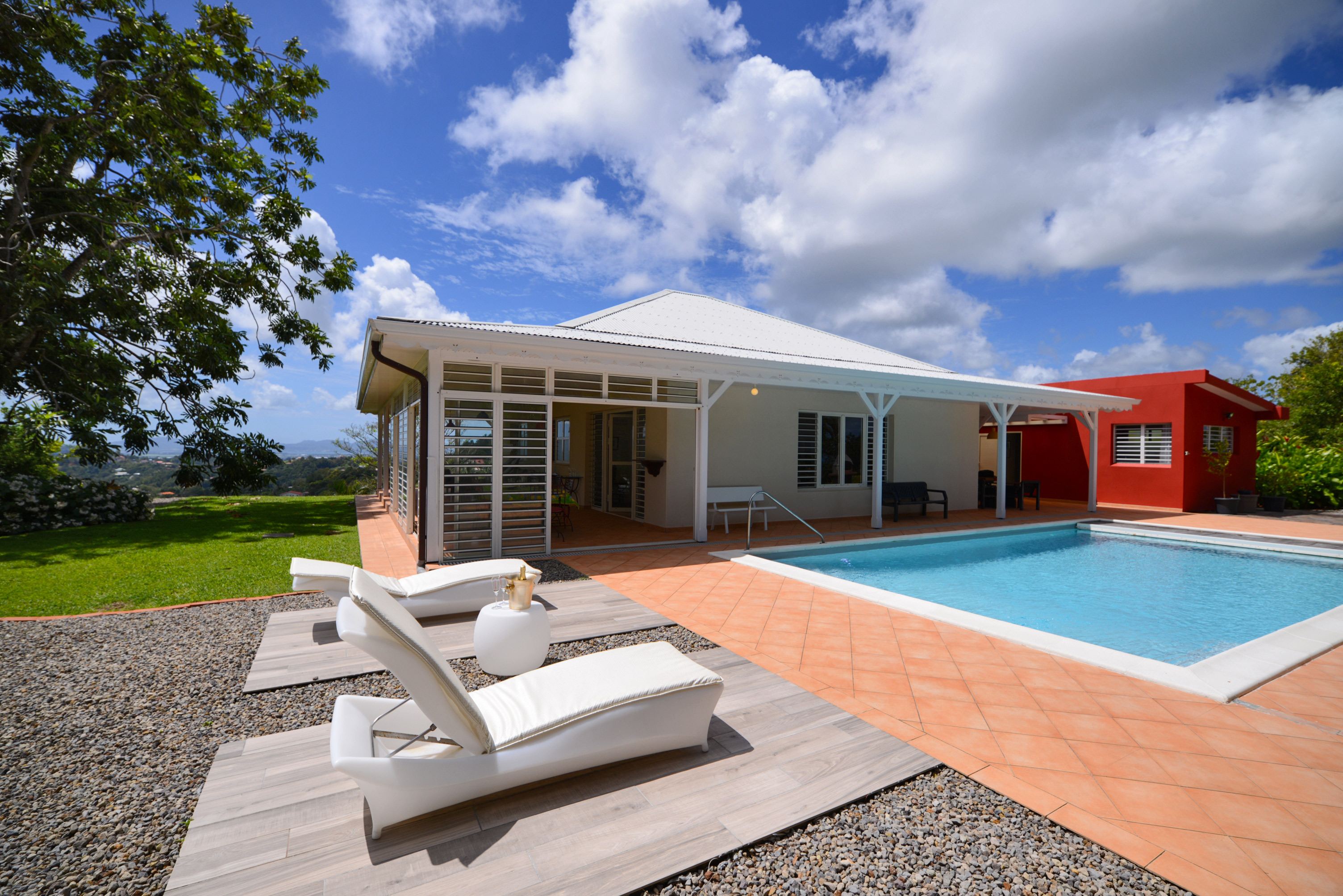 Location villa Martinique le Robert