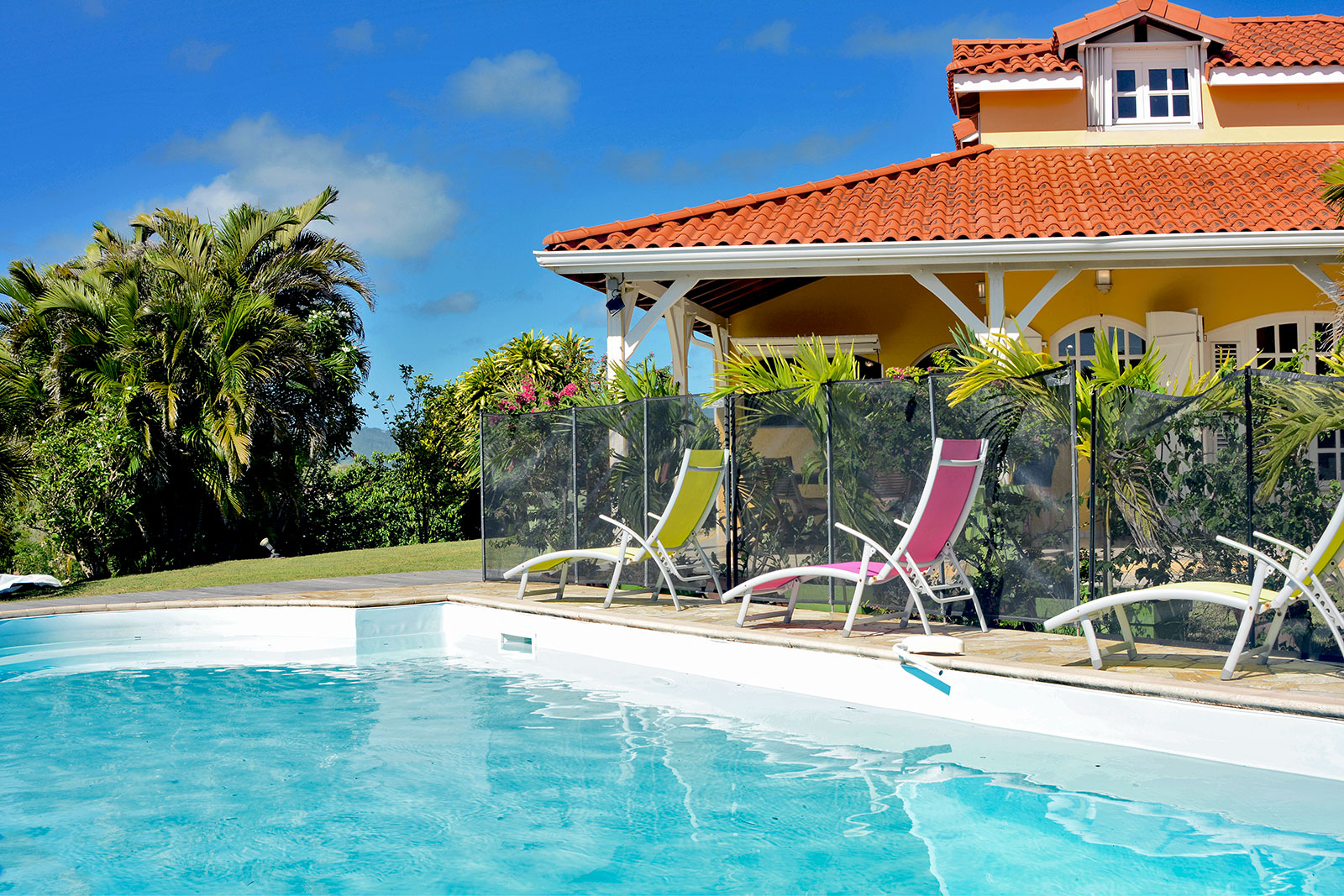 Villa Martinique Sainte Anne Kaz Arone