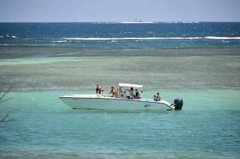 Sortie en mer avec Captain Titi
