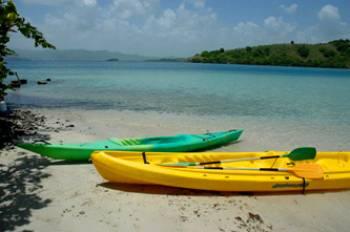 Balades en kayak et paddle en mer - Madinina Kayaks