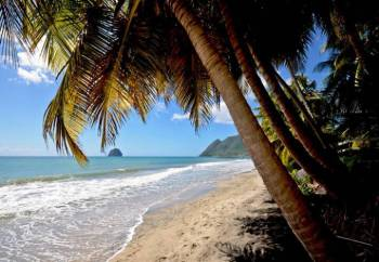 Les plus belles plages du Diamant - Le Diamant